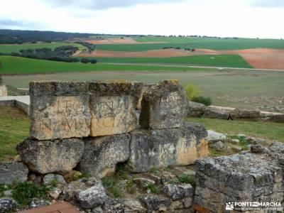 Parque Arqueológico Segóbriga-Monasterio Uclés;rutas por sanabria pueblos picos de europa madrid